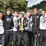 Plymouth Men's Cross Country Win Coaching Legends Invite