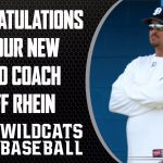 Plymouth Hires News Baseball Coach – Jeff Rhein