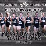 Plymouth Boys Cross Country Wins State Championship