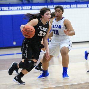 Salem vs. Plymouth Girls Basketball – Photos by JK Portraits