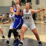 Plymouth Girls Basketball JV - Photos by JK Portraits