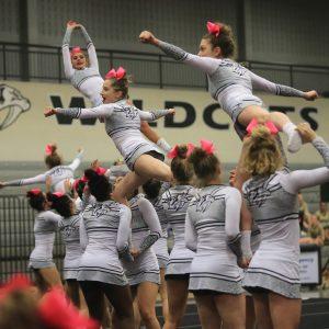 Plymouth Varsity Competitive Cheer – KLAA Meet 1/16/19 Photos by JK Portraits