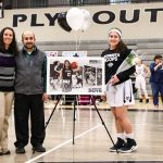 Plymouth Girls Basketball vs. Novi 2/12/19 Senior Night