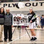 Plymouth Girls Basketball vs. Novi 2/12/19 Senior Night