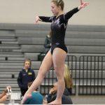 Plymouth Gymnastics at the KLAA Championships 2/16/19 Photos by JK Portraits