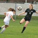 Plymouth vs. Canton Girls Varsity Soccer 4/25/19
