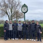Boys Varsity Golf finishes 5th place at (Oakland Hills CC)