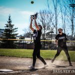 Girls Varsity Softball falls to Brighton 8 – 5