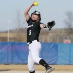 Girls Varsity Softball beats Franklin 8 – 0