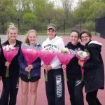 Girls Varsity Tennis beats Skyline 8 – 0
