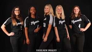 Girls Softball Season Photos