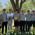 Plymouth boys golf are KLAA Champions!