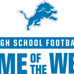 Detroit Lions Game of the Week (10/18/19)