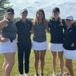 Girls Varsity Golf finishes 3rd place at MHSAA State Championship
