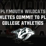 12 more Plymouth Wildcats sign their National Letter of Intent to play College Athletics!