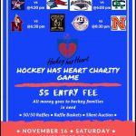 PCS Penguins – Hockey Has Heart Charity Game
