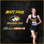 PHS XC Alum Matthew Pahl All-American in NCAA DII Cross Country