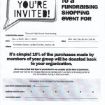 Plymouth Cheerleading Five Below Fundraiser