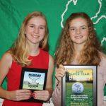 Grace Boczar and Bridget Boczar earn MIGCA honors!