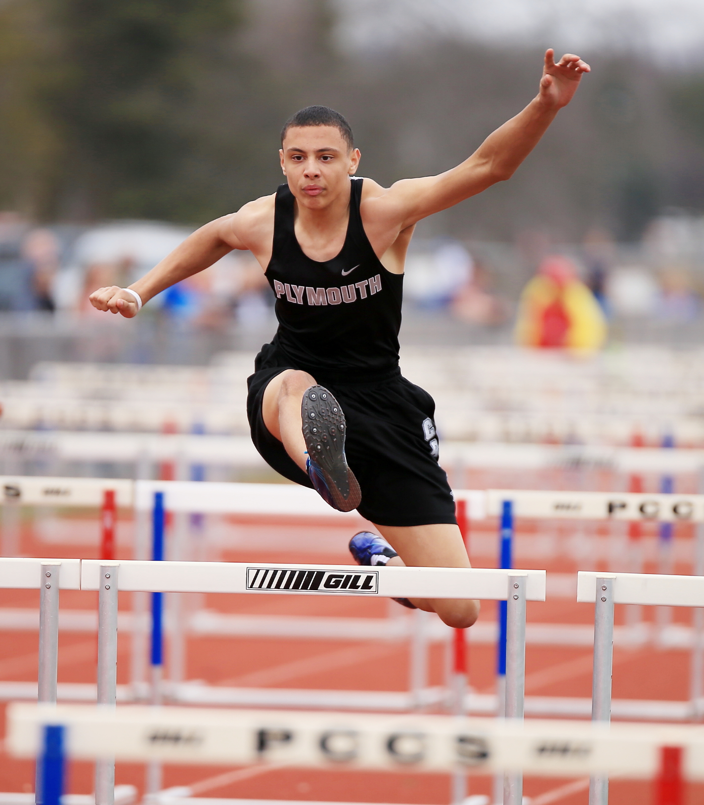 Boys Track and Field Meeting (1/28/2020)