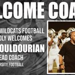 New Varsity Football Head Coach: Greg Souldourian