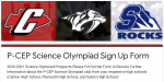 P-CEP Science Olympiad for 2020-2021