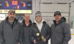 New Varsity Hockey Head Coach: Darrin Silvester