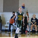 Girls Junior High Basketball beats Lakeview Christian 37 – 7
