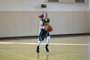 Jr. High Girl's Basketball Vs. Colonial Christian 11/17/20