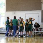 Jr. High Girl's Basketball Vs. Colonial Christian 11/17/20