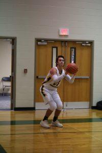High School Varsity Boys Basketball vs. Lakeview Christian 11/24