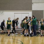 Jr. High Girls Basketball vs. Kings Academy 12/1