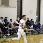 Boys Varsity Withstands Late Push from Kings Academy