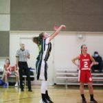 Jr. High Girls Basketball vs. Legacy Christian