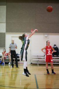 Jr. High Girls Basketball vs. Legacy Christian