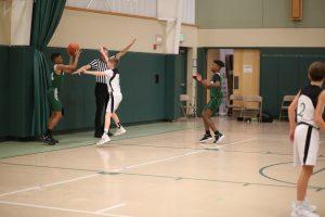 Jr. High Boys Basketball vs. Holy Cross Lutheran