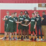 Lions hold off late Crusaders' run to win Conference Championship