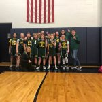 Lady Lions outlast Lady Cougars to capture undefeated season