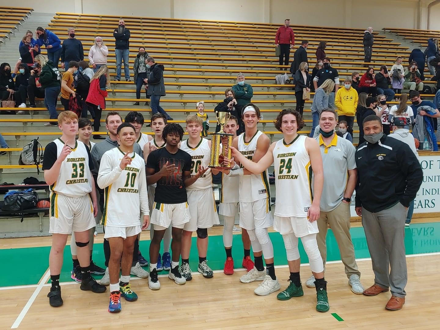 Lions hold off Knights to win first Regional Championship since 2014