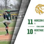 Vester hits walk off RBI single ; Lions complete thrilling comeback against Eagles
