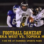 Topeka High vs. Topeka West Football Tonight
