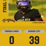 Trojans Football Season Comes to an End