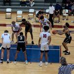 Basketball Teams Split January Openers