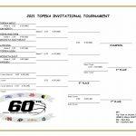 Topeka Invitational Tournament Starts Next Week