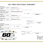 Updated Bracket For The Topeka Invitational Tournament