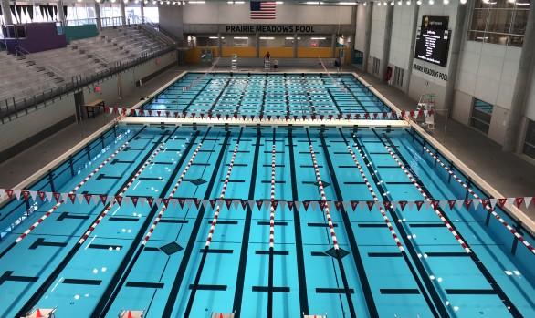 Men's Swim Meet Results