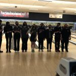 Bowling Team Sets Career Marks