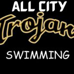 Men's Swimming All City Honors
