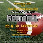 Ridge Spring Monetta hosting Lewisville