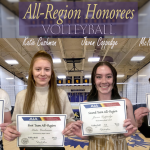 Volleyball All-Region Honorees